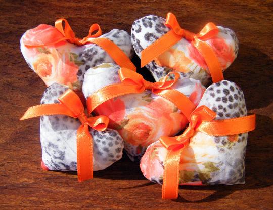 Stuffed Hearts Handmade