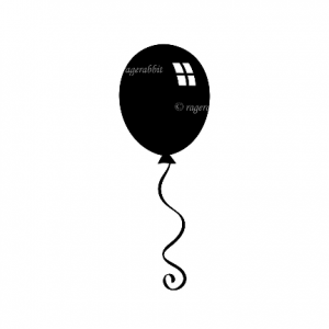 SVG File Balloon