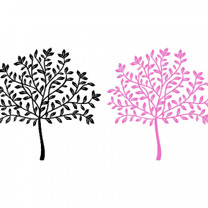 Vector Tree SVG Files