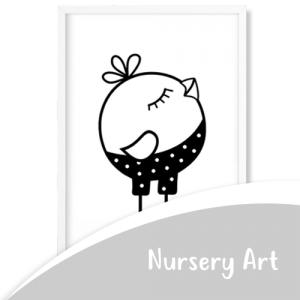 Nursery Wall Arts
