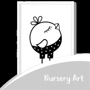 Nursery Wall Arts