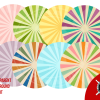 banners sun rays svg