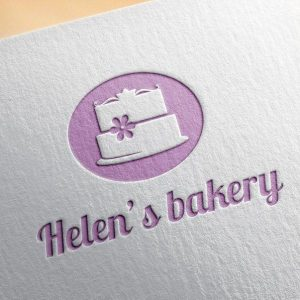 Template logo Bakery